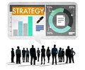 Strategy business competition growth concept Stock Photo