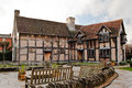 Stratford upon avon warwickshire england shakespeare s birthplace in Stock Photos