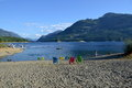 Strathcona Park, Vancouver Island, BC Canada Royalty Free Stock Photo