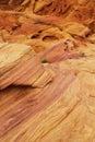 Stratified rock Royalty Free Stock Photo