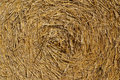 Straw Bale Texture Stock Photos