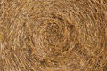 Straw bale texture or grass background Royalty Free Stock Image
