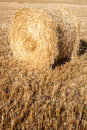 Straw crop Royalty Free Stock Photos