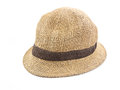 Straw Hat. Royalty Free Stock Photos
