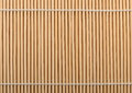 Straw mat Royalty Free Stock Photography