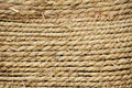 Straw rope texture Royalty Free Stock Photo