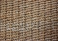 Straw Weave Texture Stock Image