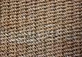 Straw Weave Texture Stock Image