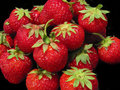 Strawberies Royalty Free Stock Photo