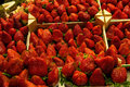 Strawberies. Royalty Free Stock Photo