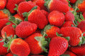 Strawberry close up Royalty Free Stock Photography