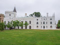 Strawberry hill house horace walpole gothic villa built in london twickenham in Stock Photography