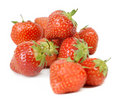 Strawberryes Fotografie Stock