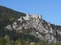 Strecno castle ruins, Slovakia