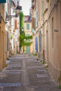 Street of Arles Stock Image