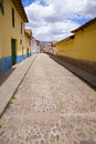 Street in Cusco Royalty Free Stock Photo