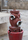 Street fire hydrant Royalty Free Stock Photo