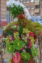 Street Floral Decorations That...