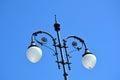 Street lantern Royalty Free Stock Photo