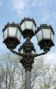 Street lantern-St. Petersburg Stock Photography