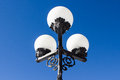 Street light Royalty Free Stock Photo