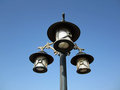 Street light lamppost Royalty Free Stock Image