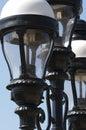 Street Lights Stock Image