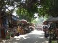 Street market Royalty Free Stock Photo