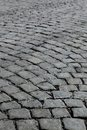 Street old cobble stone Royalty Free Stock Photo