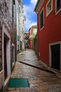Street in the old town. Stock Images