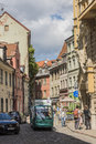 Street in Old town Riga