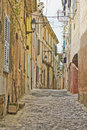Street in Provence, France Royalty Free Stock Photo