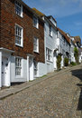 A street in Rye Royalty Free Stock Photography