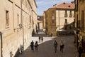 Street in Salamanca, Spain