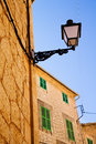 Street in Valldemossa, Majorca Royalty Free Stock Photo