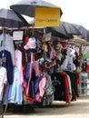Street Vendor Royalty Free Stock Photo