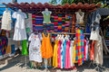 Street vendor in Mexico