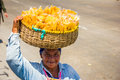 Street vendors in colombia s most important barranquilla february folklore celebration the carnival of barranquilla Stock Photography