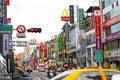 Street view in Taiwan