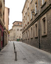 Street of Vitoria Royalty Free Stock Photo