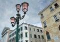 Streetlamp. Royalty Free Stock Photo