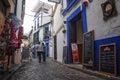 Streets of Cordoba Royalty Free Stock Photo