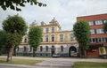 Streets of Liepaja, Latvia