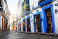 Streets of old city Cordoba Royalty Free Stock Photo