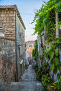 Streets of the old city Royalty Free Stock Photo
