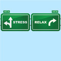 Stress and relax