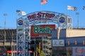 The Strip at Las Vegas Motor Speedway Royalty Free Stock Photo
