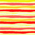 Stripe bright red and yellow colors Stock Images