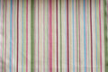 Stripe fabric texture Royalty Free Stock Photo