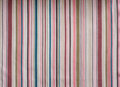 Stripe fabric texture Stock Photo